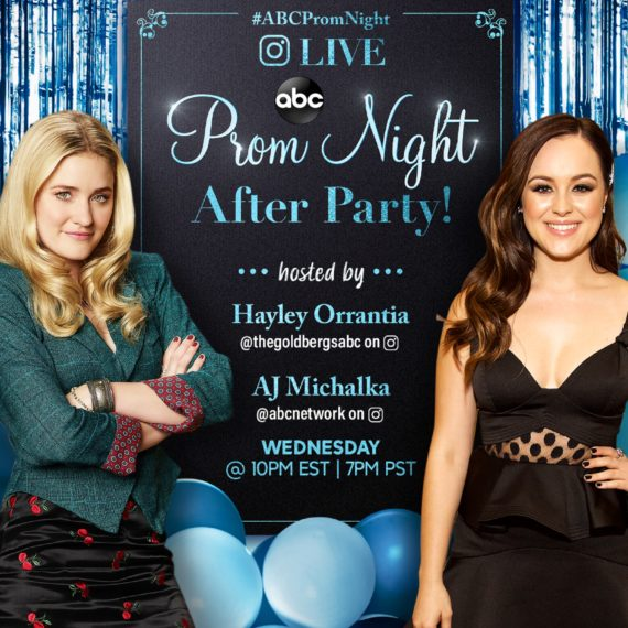 ABC Prom Night After Party