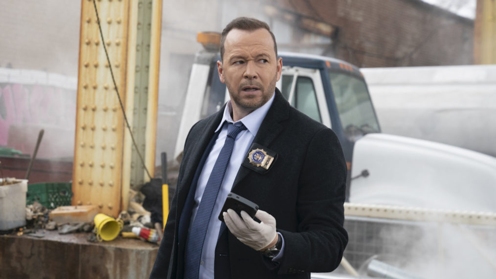 Donnie Wahlberg Blue Bloods Season 10 Finale Danny