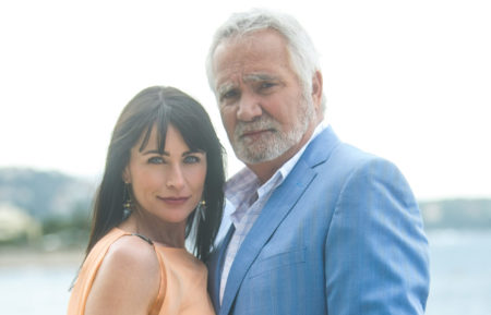 Rena Sofer John McCook Bold and the Beautiful