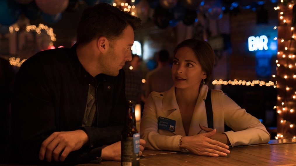 BURDEN OF TRUTH CRAWFORD CHANG PETER MOONEY AS BILLY CRAWFORD KRISITN KREUK AS JOANNA CHANG REUNION