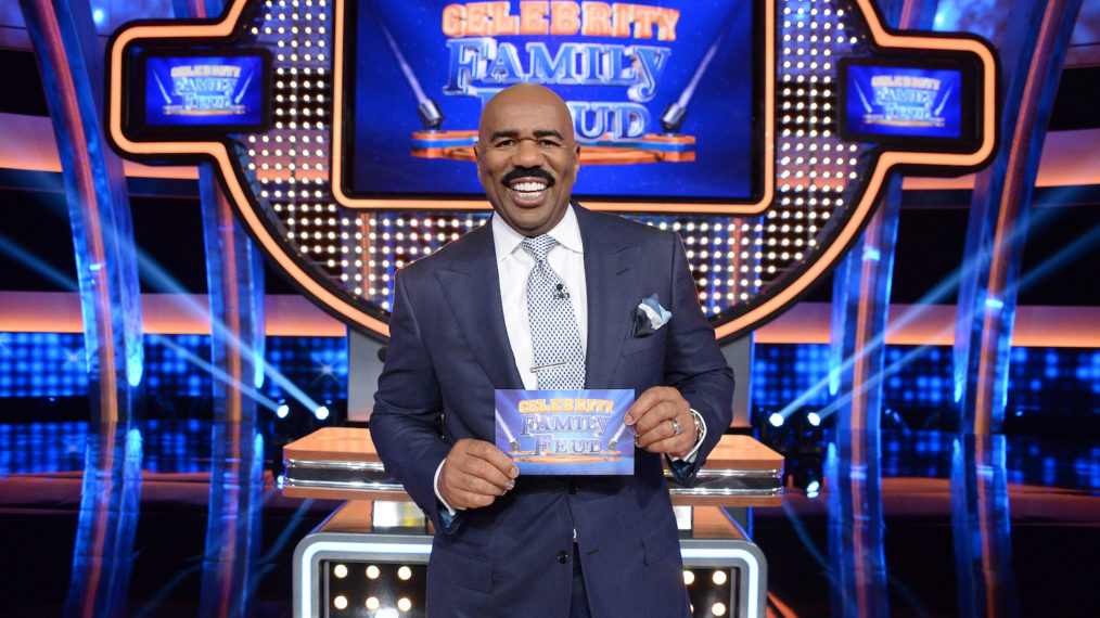 TV Competition Game Shows 2020 Celebrity Family Feud