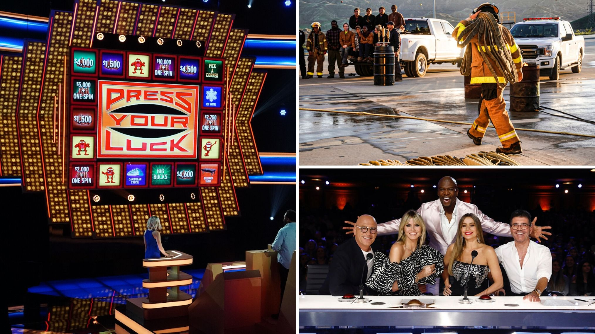 TV Competition Game Shows 2020