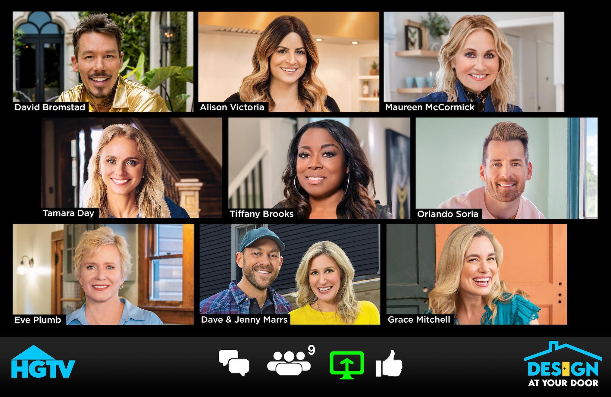 HGTV Design at Your Door Experts