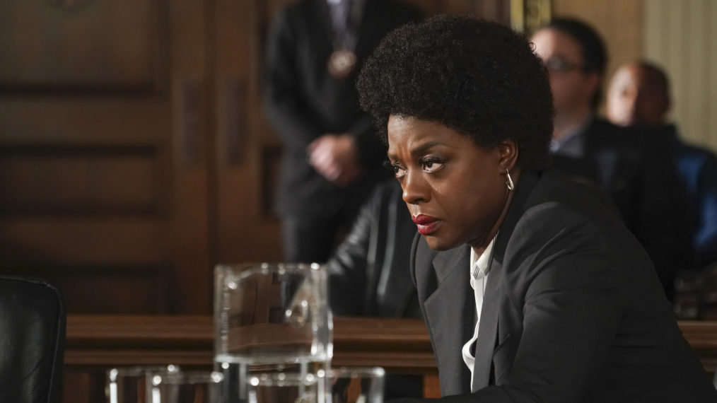 How to Get Away With Murder Season 6 Episode 14 Recap Annalise Trial