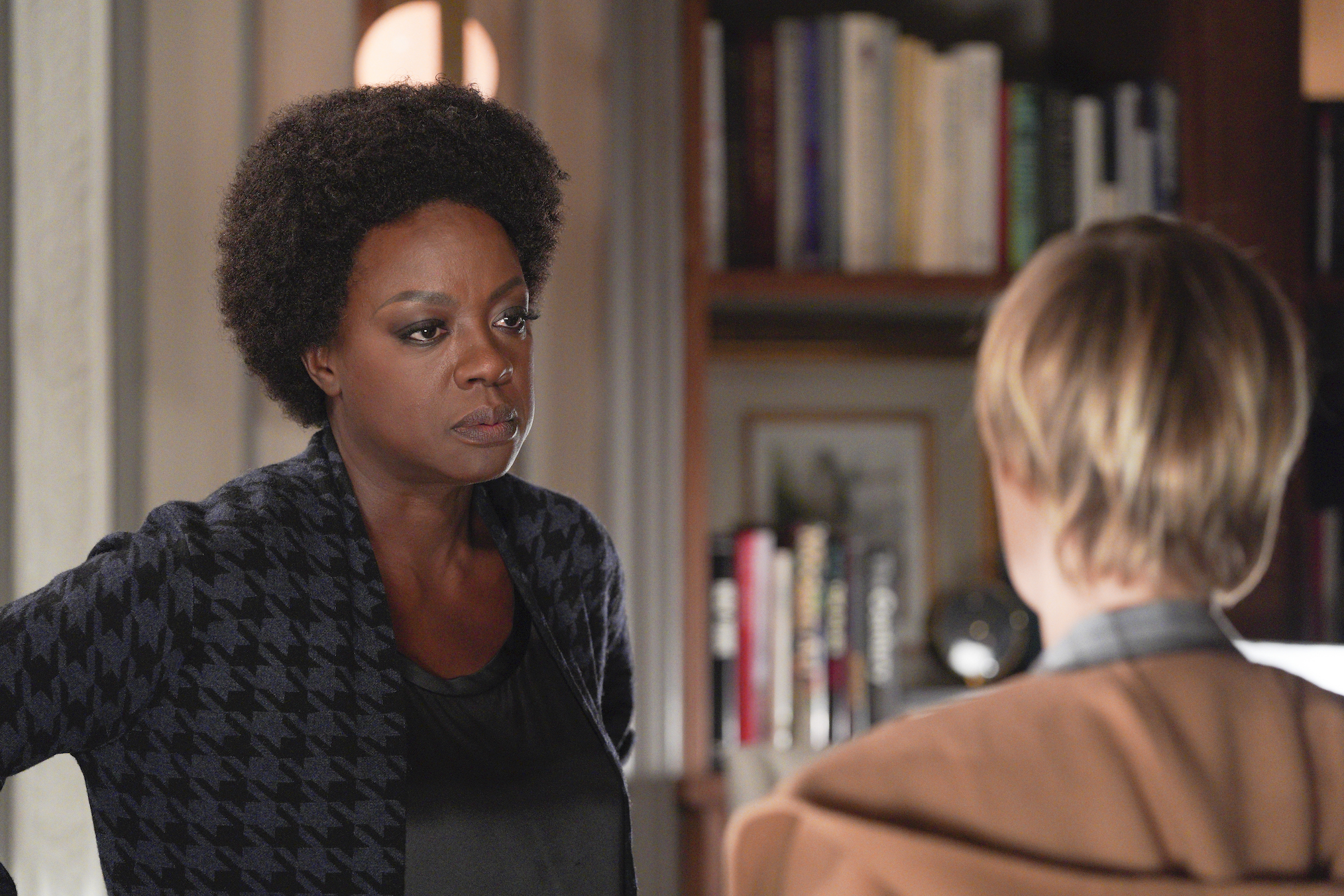 How to Get Away With Murder Season 6 Episode 14 Annalise Bonnie