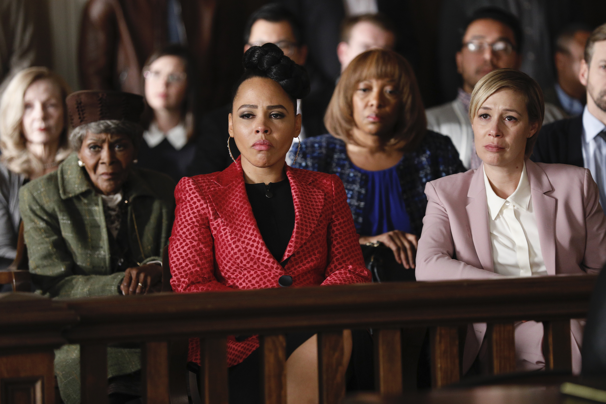 How to Get Away With Murder Series Finale Court