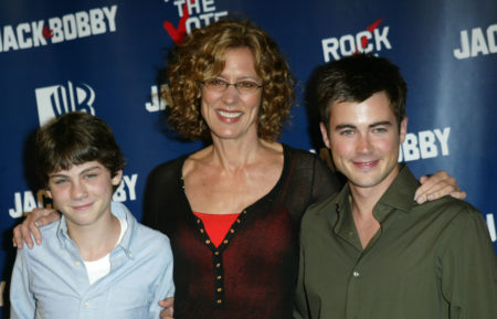 Jack and Bobby Logan Lerman Christine Lahti Matt Long