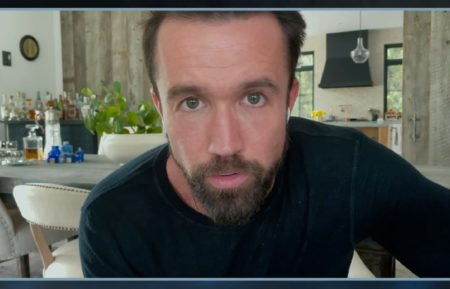 Rob McElhenney Mythic Quest Quarantine