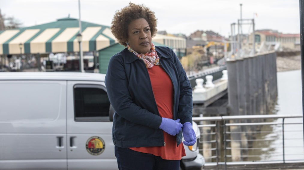 NCIS Los Angeles New Orleans Crossover Characters Loretta