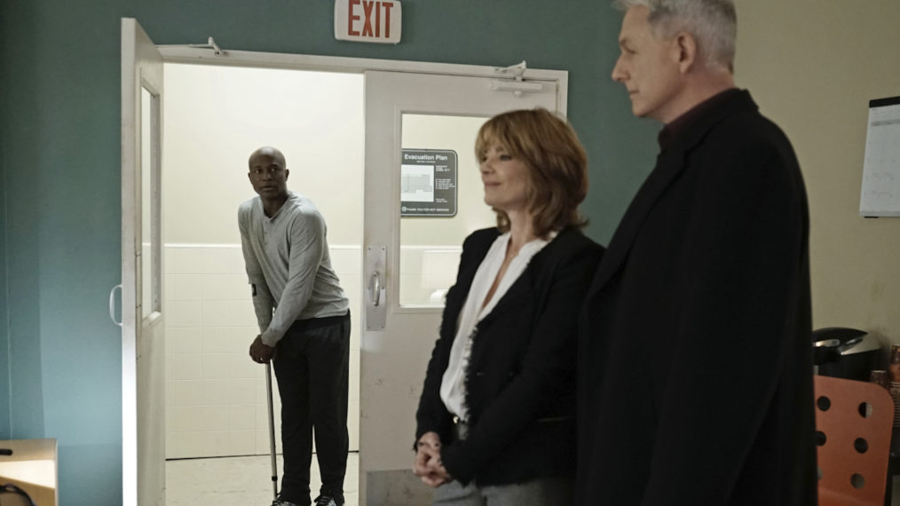 NCIS Unforgettable Episodes Scope Taye Diggs 300th