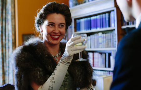 PRIVATE LIVES OF THE MONARCHS S02 STILL PRINCESS MARGARET