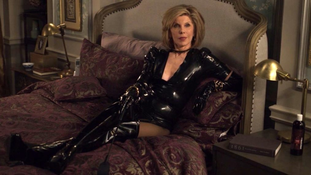 Christine Baranski in 'The Good Fight'