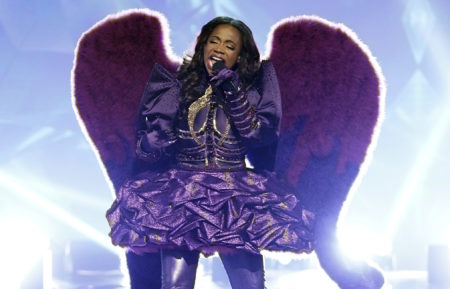 The Masked Singer Season 3 Finale Night Angel Winner Kandi Burruss