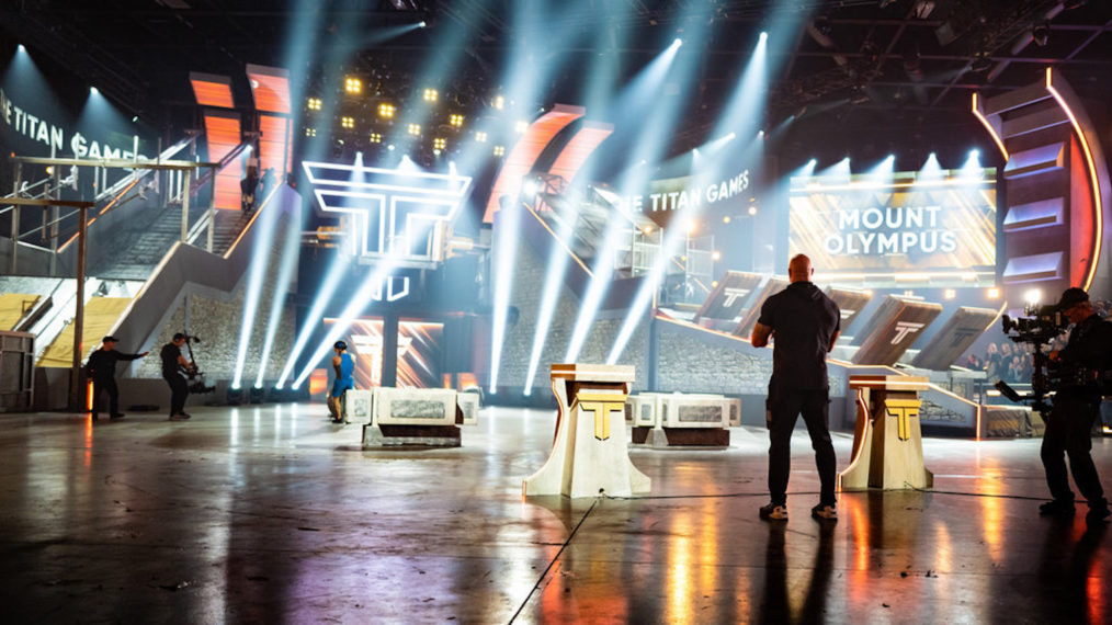 TV Competition Game Shows 2020 Titan Games