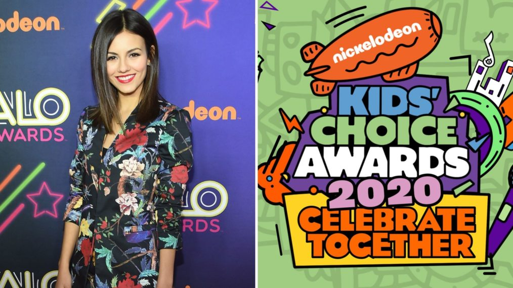 Victoria Justice Hosts Kids' Choice Awards 2020 Preview