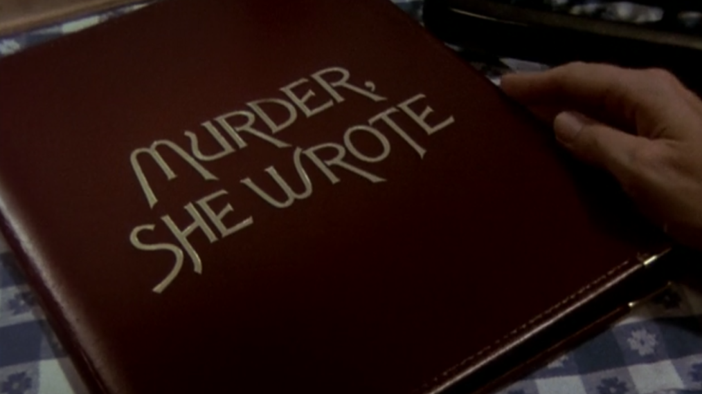Title Sequence Murder She Wrote