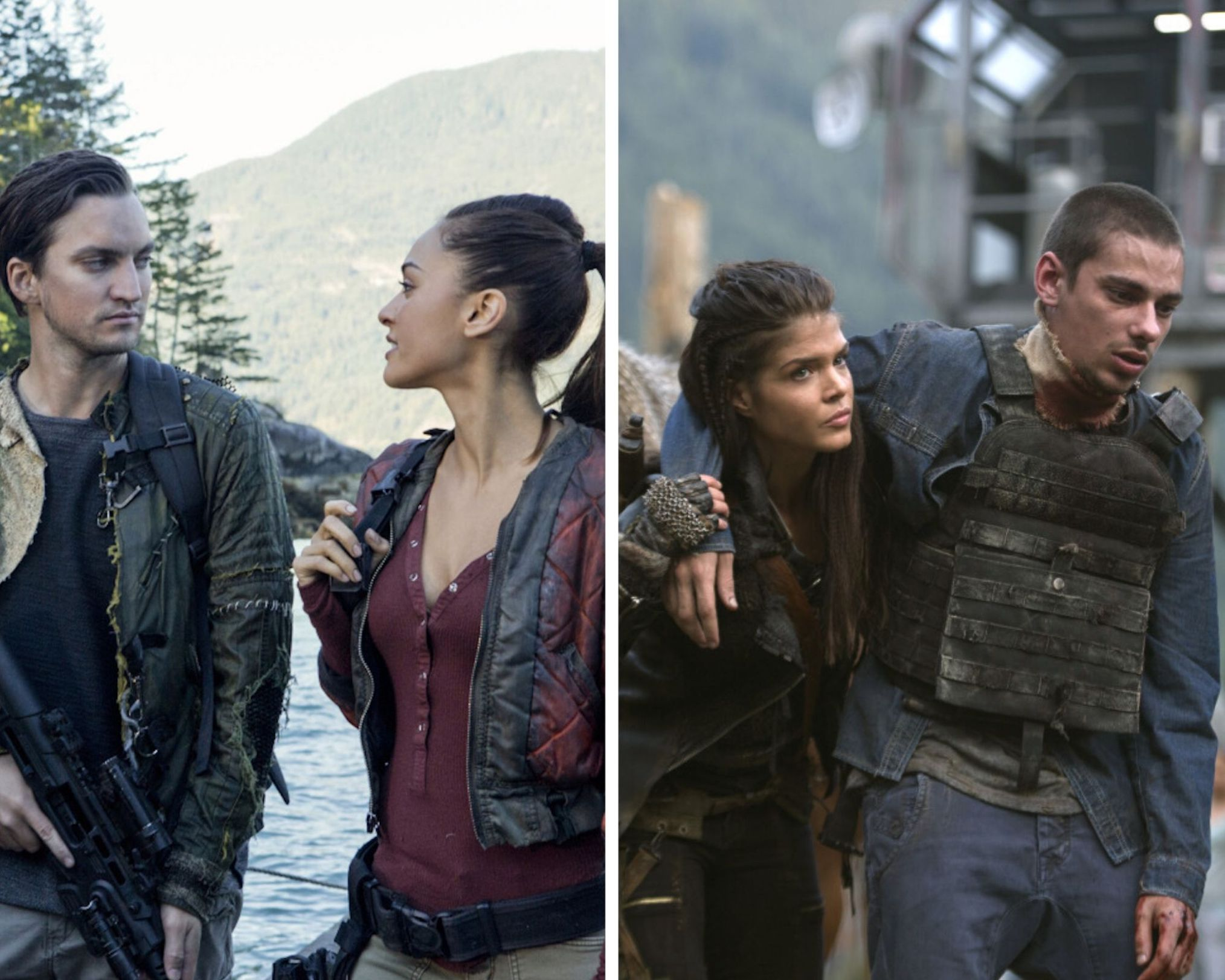 The 100 Ships