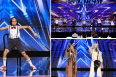 'AGT': Simon Cowell's Golden Buzzer & 7 More Auditions From Night 4 (VIDEO)