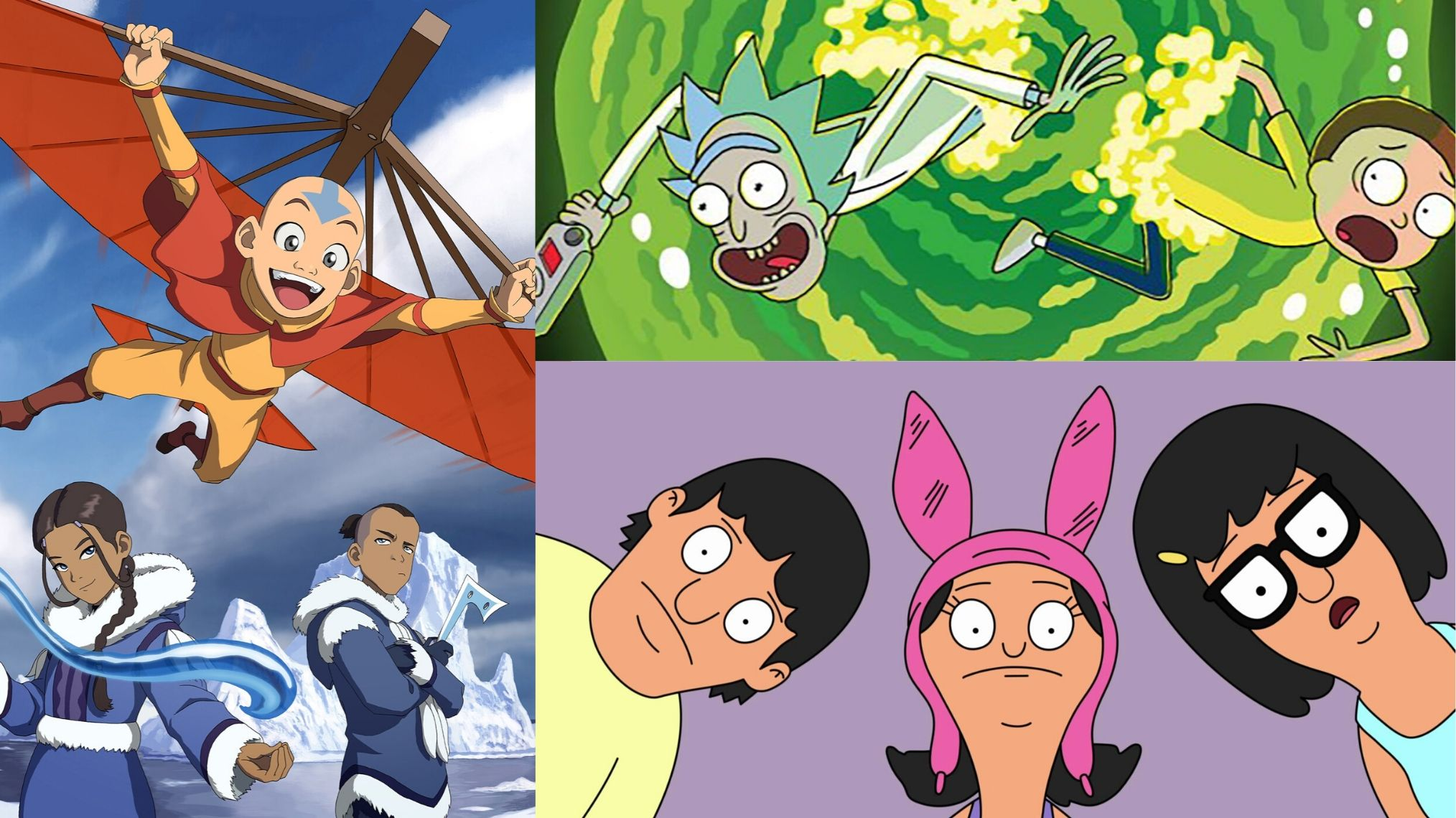Best Animated Series Streaming