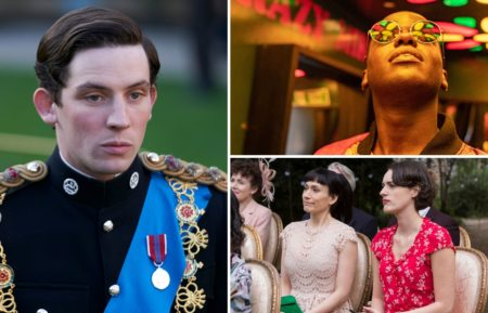 The Crown; Sex Education; Fleabag