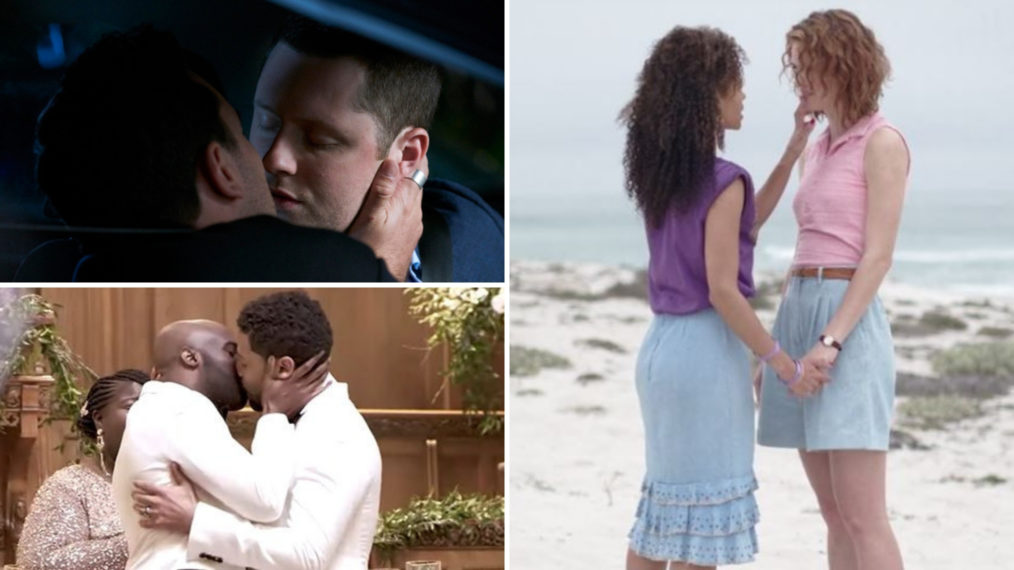 Best Same-Sex Kisses TV