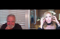 'Y&R's Tracey Bregman Looks Back on Her 'B&B' Years With John McCook (VIDEO)