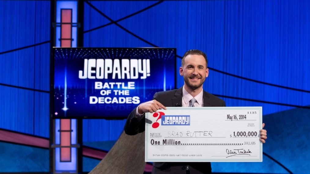 Brad Rutter Jeopardy