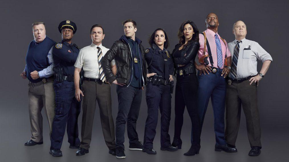 Brooklyn Nine Nine Cast