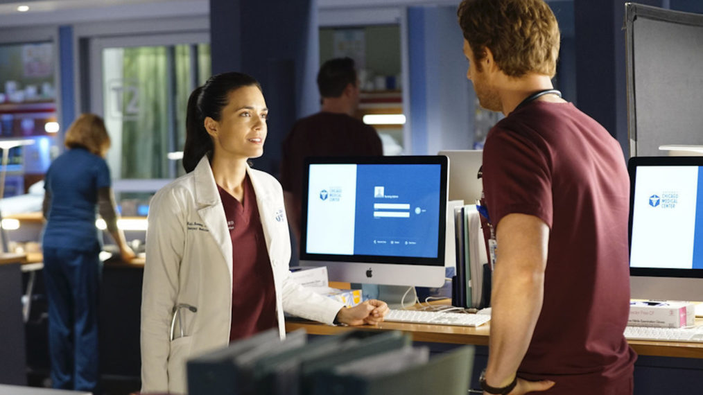 Chicago Med Couples Season 6 Chances Natalie Will