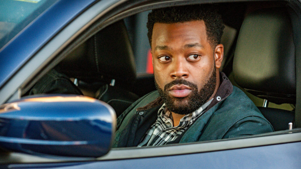 LaRoyce Hawkins Chicago PD Kevin Atwater