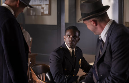 Chris Chalk in Perry Mason Episode 2
