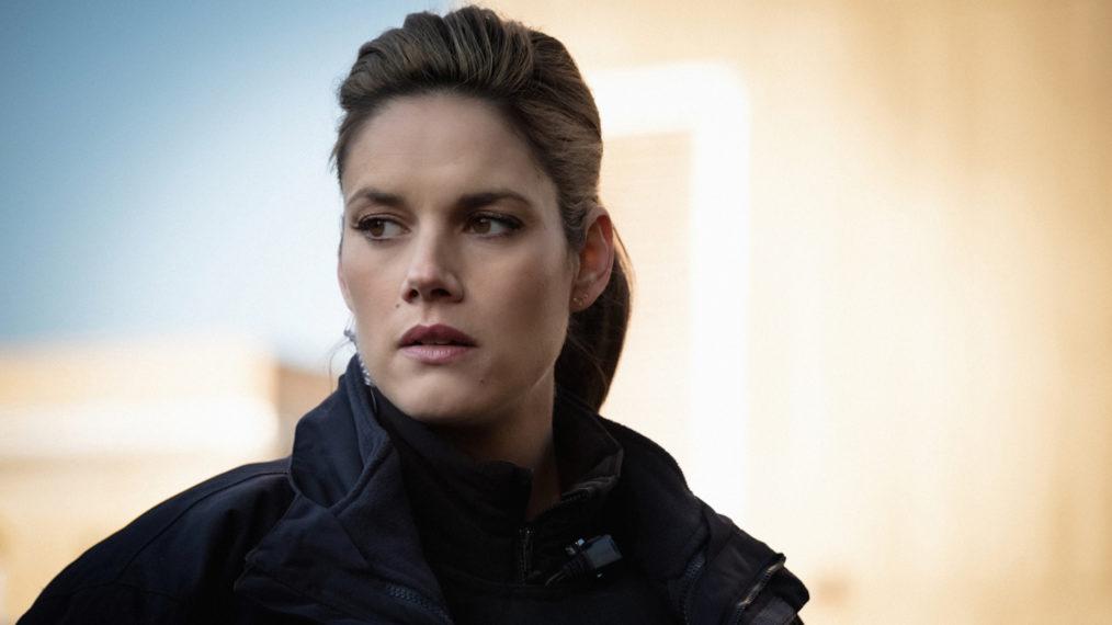 Missy Peregrym FBI Maggie Undercover Assignment Season 3