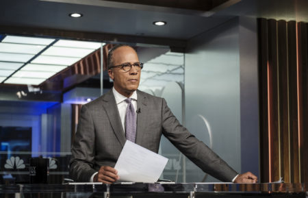 Lester Holt NBC Nightly News