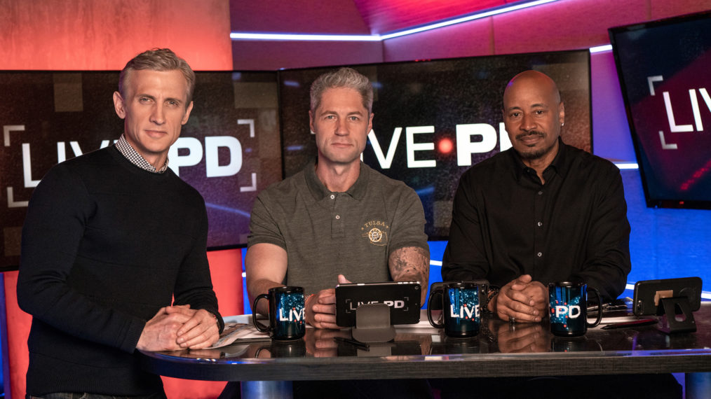 Live PD Canceled A&E