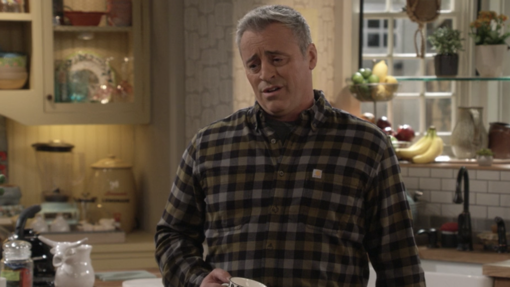 Man With A Plan Matt LeBlanc Adam