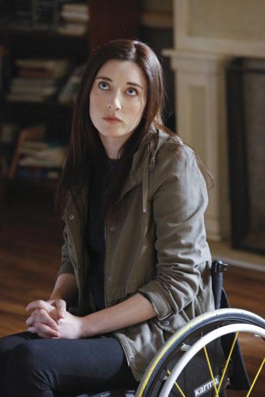 Margo Harshman NCIS Returning Characters Delilah Fielding