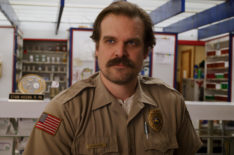 'Stranger Things' Season 4 Will Explore Hopper's Backstory & 'Darker' Side