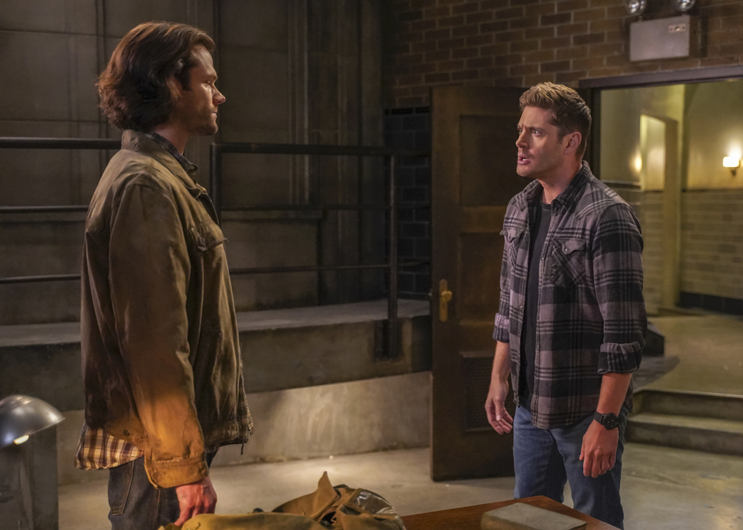 Jared Padalecki Jensen Ackles Supernatural Season 15 Episode 9 Sam Dean Winchester