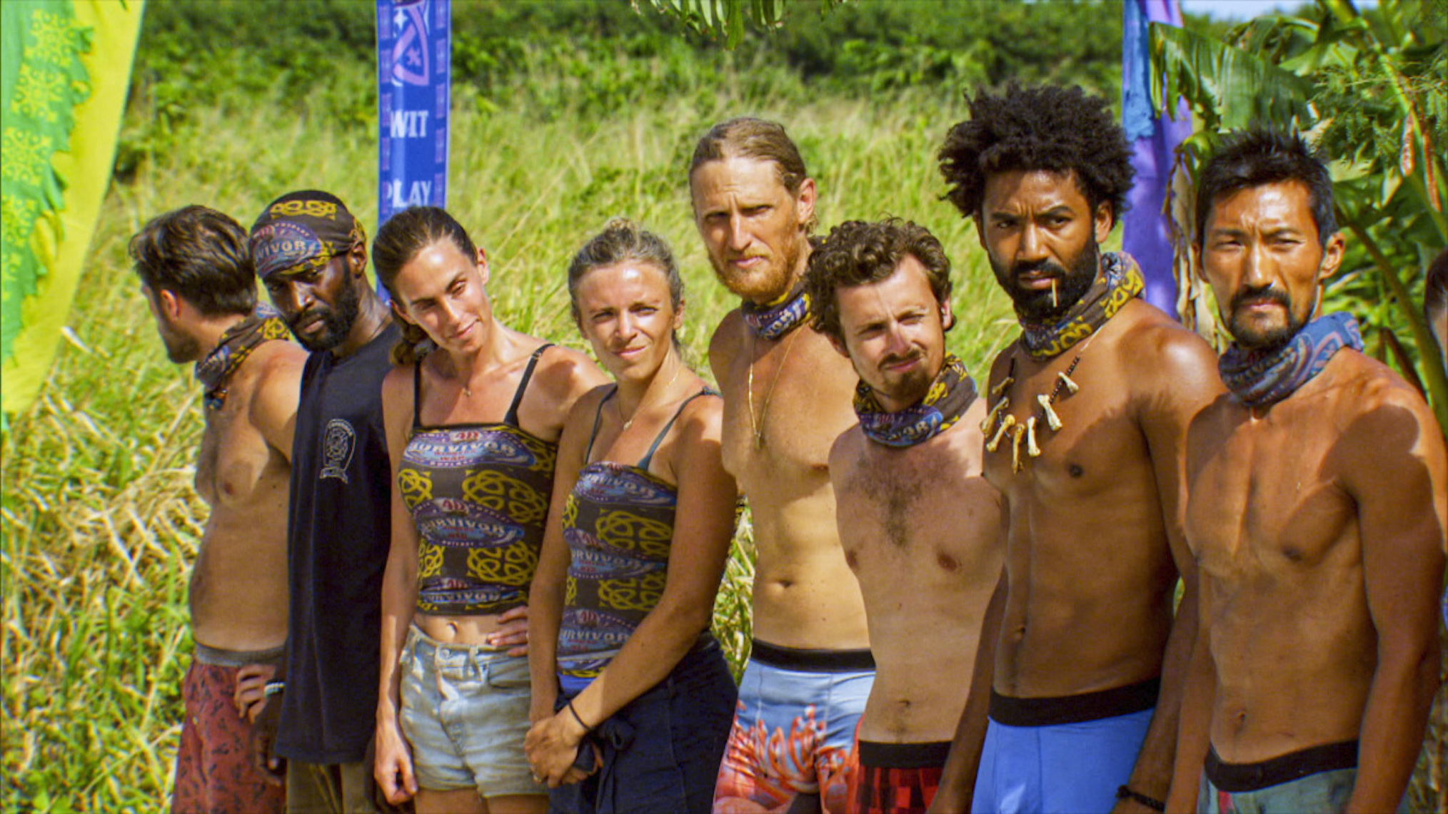 Survivor Season 40 Finale Players
