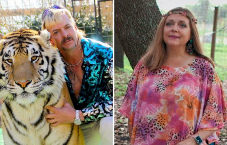 Tiger King Joe Exotic Carol Baskin