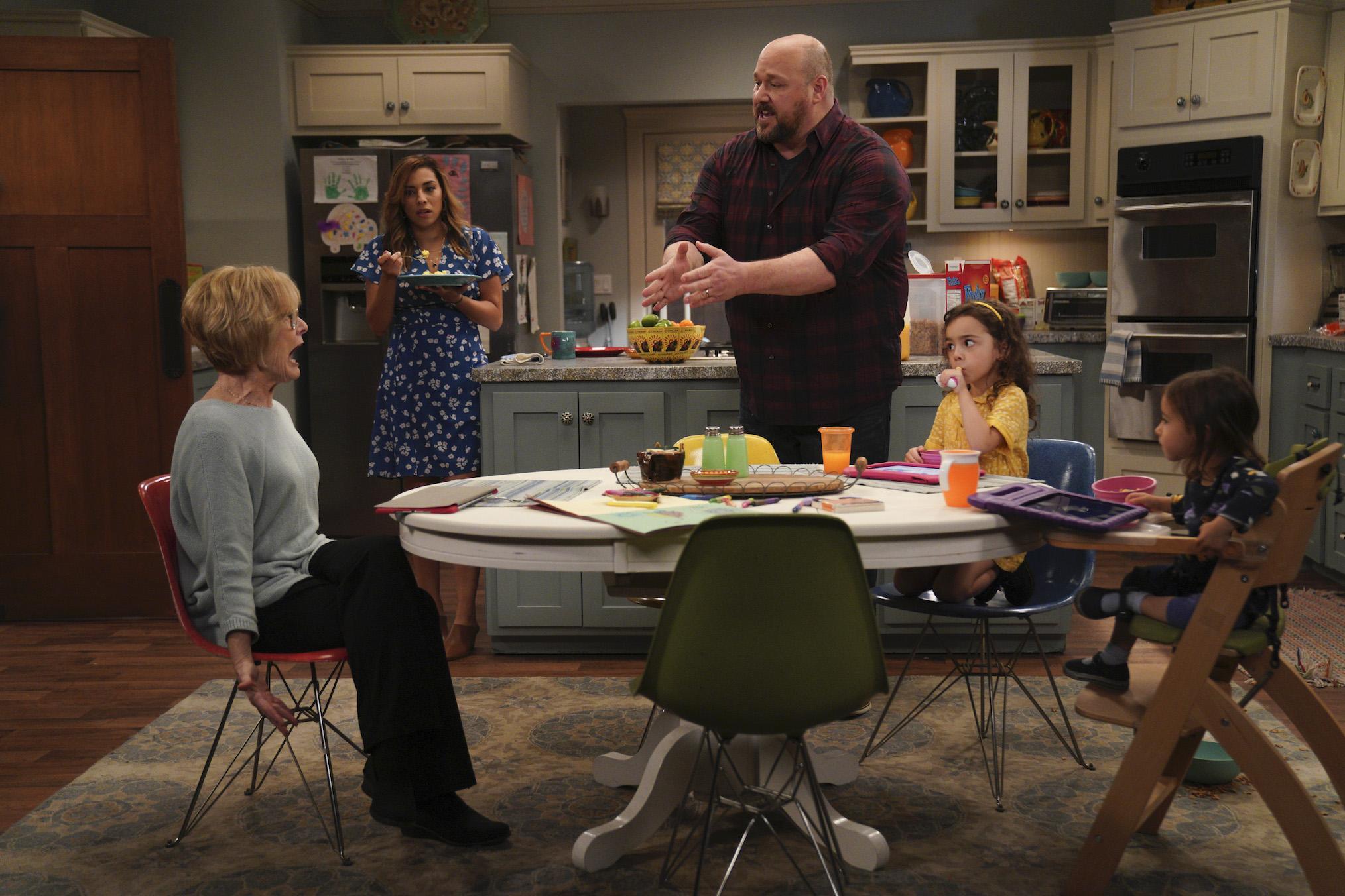 United We Fall Cast Family ABC