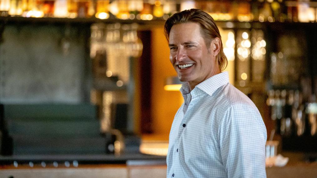Josh Holloway Yellowstone Season 3 Debut Roarke Morris