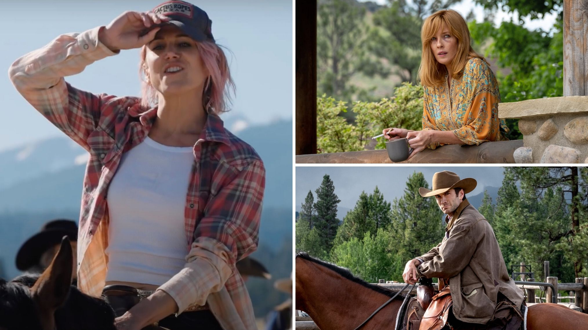 Yellowstone Season 3 Characters to Watch