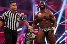 Apollo Crews on Holding WWE's U.S. Championship in Unprecedented Times