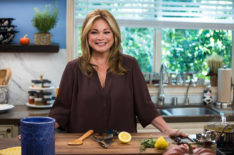 Valerie Bertinelli & Top TV Chefs Share Their Favorite Summer Dishes