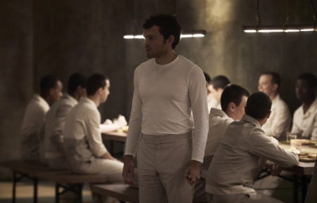 Alden Ehrenreich in Brave New World Episode 4