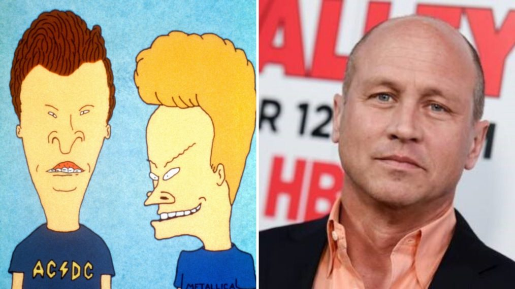 Mike Judge Beavis and Butt-Head Revival