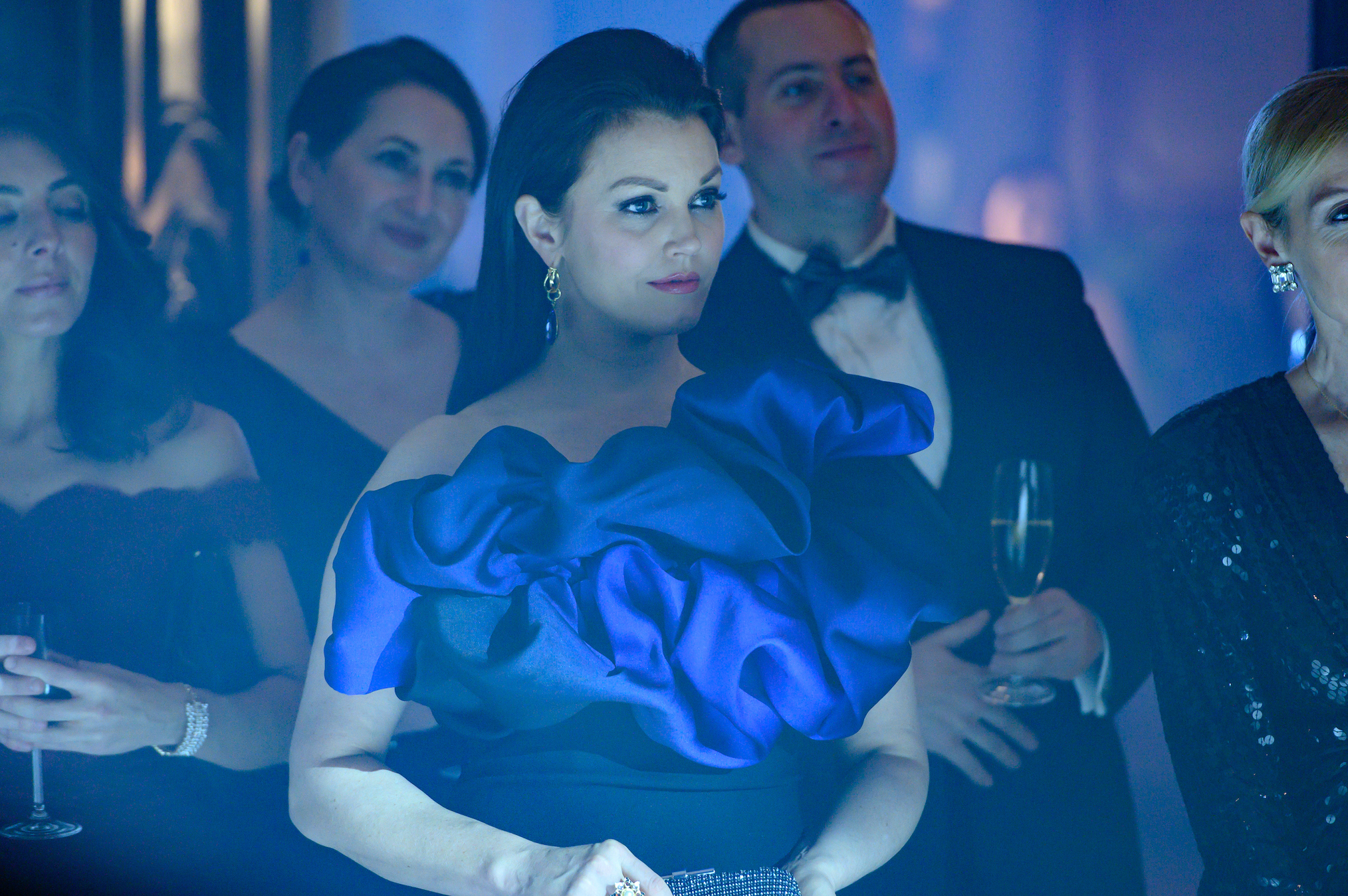 Bellamy Young Jessica Whitly Prodigal Son Season 1