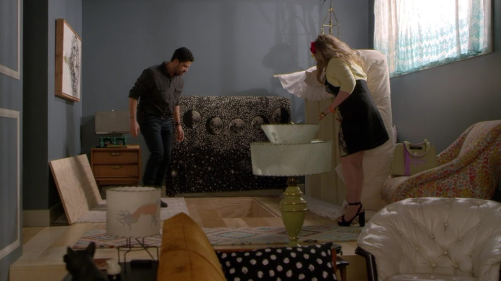 Criminal Minds Season 15 Episode 4 Saturday Stalker Under Bed