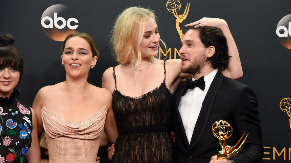Emmy Record Holders Game of Thrones